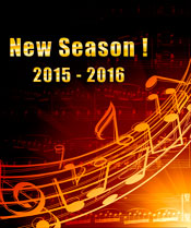 Lake County Community Concert Association New Season