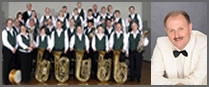 Prarie Brass Band with David Morris