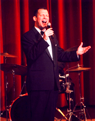 Peter Oprisko plays Frank Sinatra Music - Lake County Concert Association